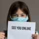Online schools 1 year post COVID