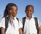 Affordable online schooling is the solution to the crisis in South Africa's basic education sector.