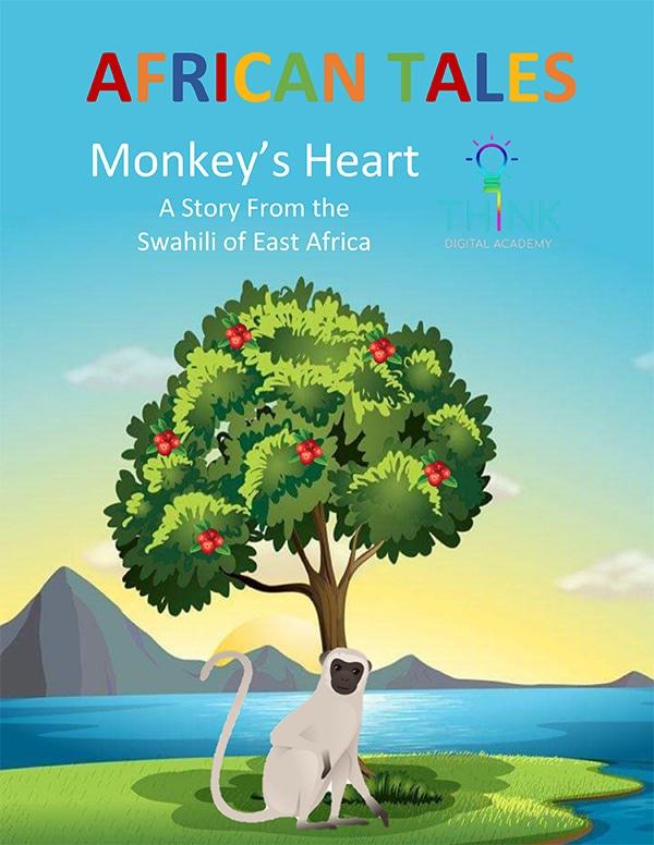 African tale - Monkey's Heart